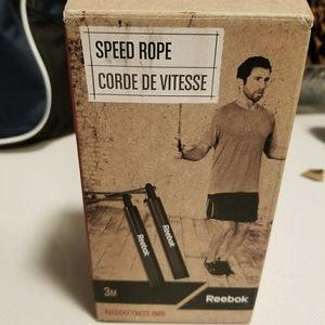 Jump rope/speed rope Reebok